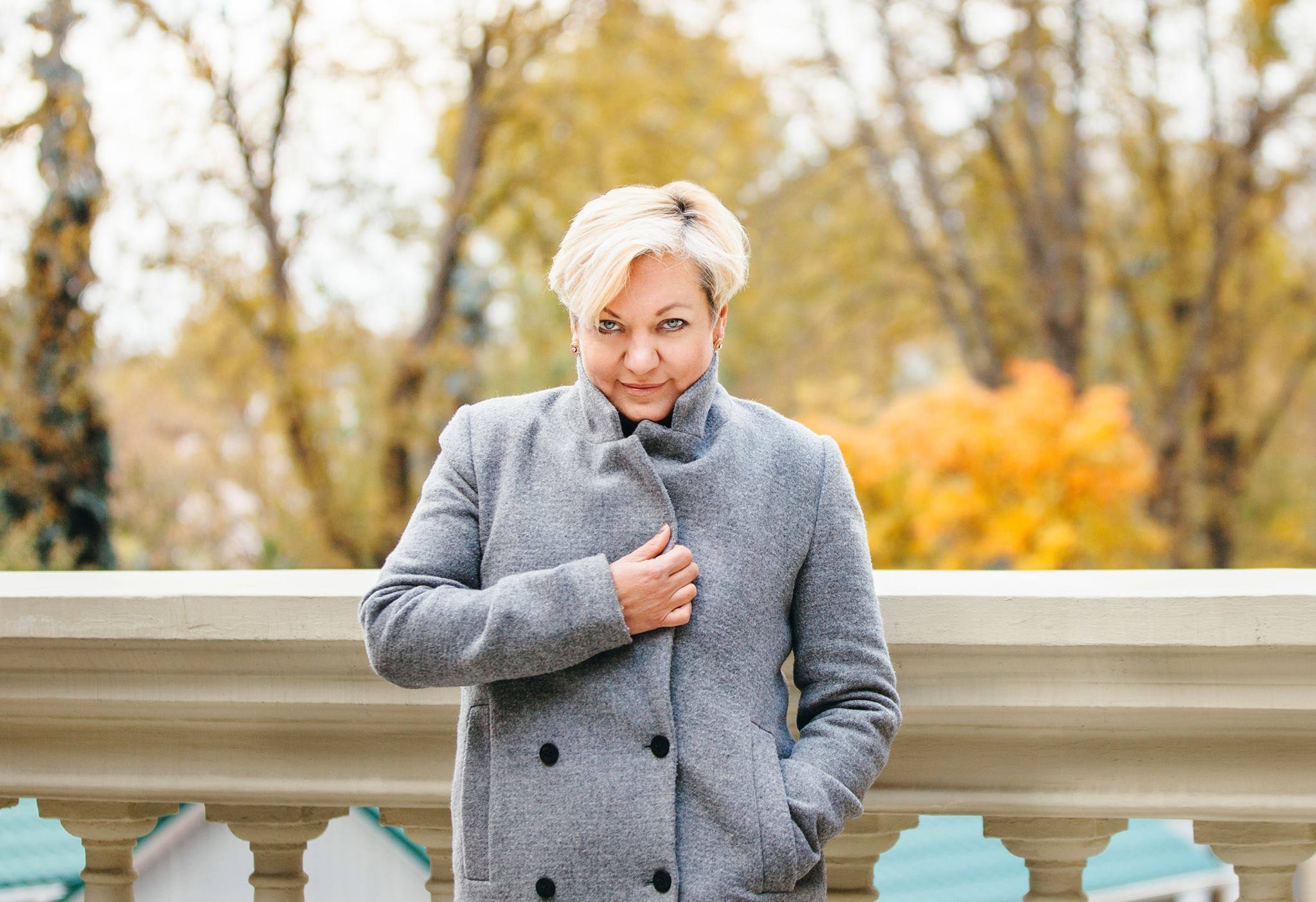 WoMo-портрет: Валерия Гонтарева