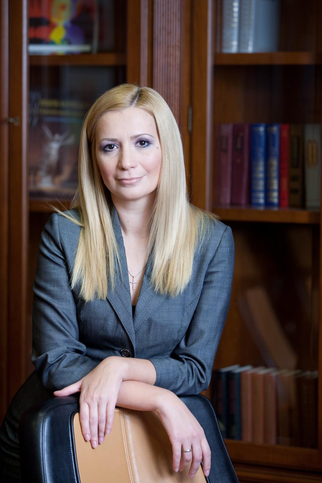 Новым генеральным директором Vodafone Украина станет женщина