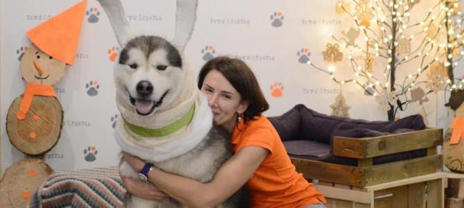Оксана Галан о необычной профессии зоопсихолога