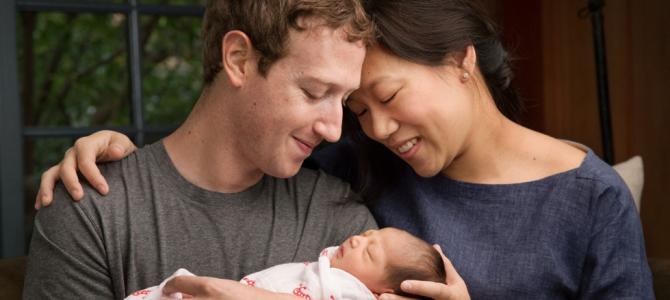 Письмо Марка Цукерберга своей новорожденной дочери