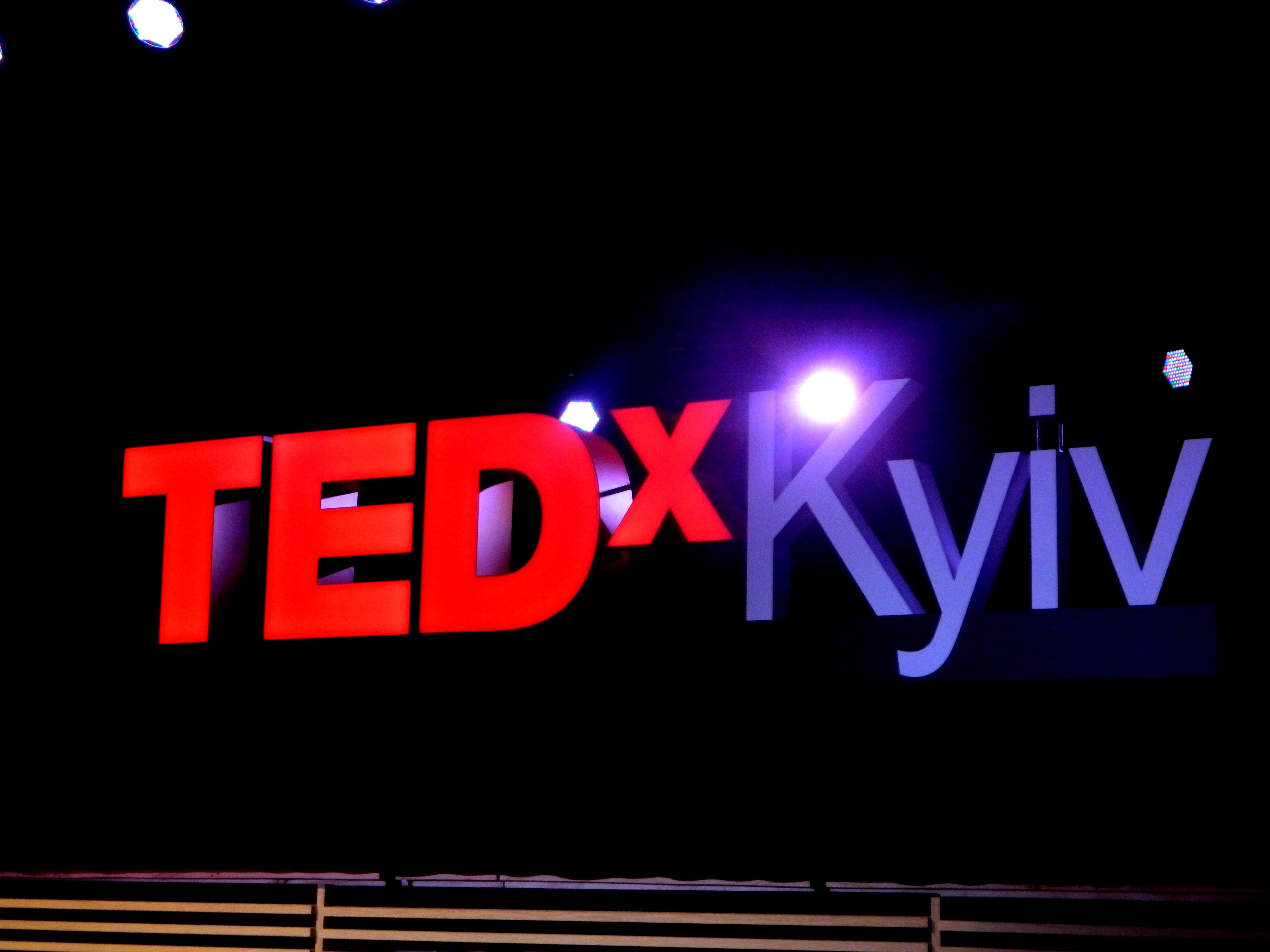 20 лучших мыслей с TEDxKyiv 2015