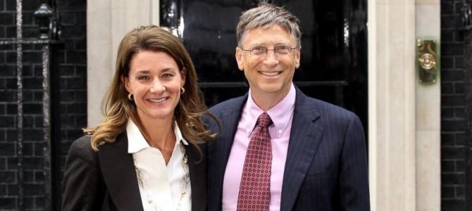 Билл и Мелинда Гейтс признаны самой богатой парой мира