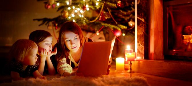 Книги для детей о зимних чудесах