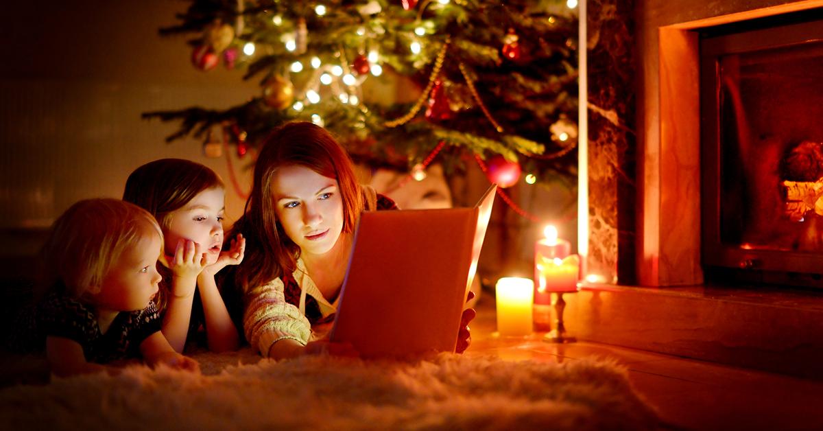 10 лучших детских книг о зимних чудесах