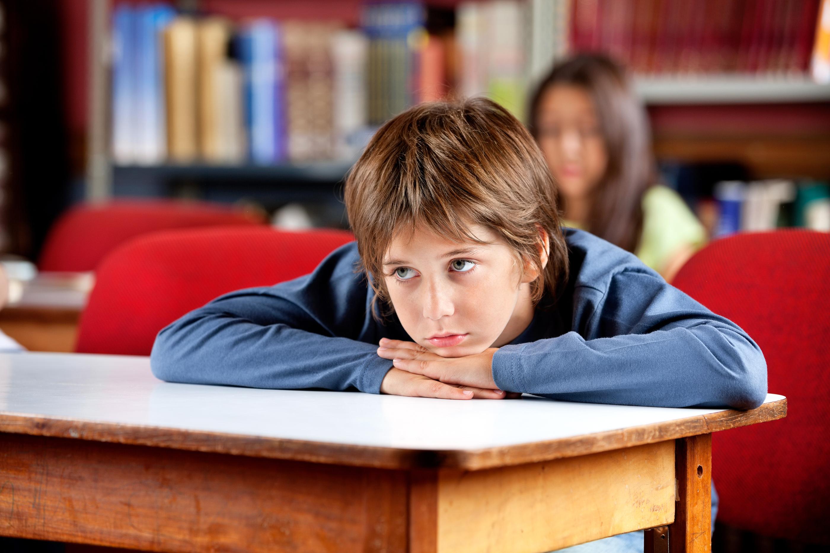 дети ненавидят школу