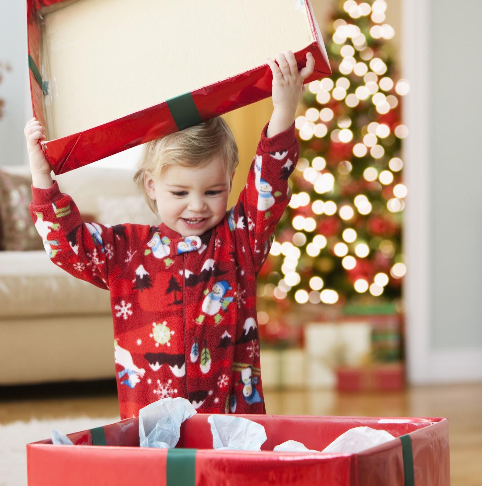 10 изумительных подарков для детей от Святого Николая