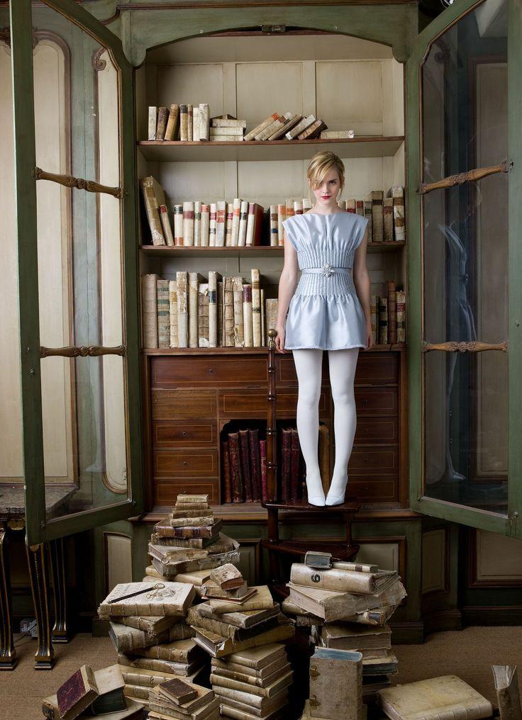 12 книг, которые советует прочесть Эмма Уотсон