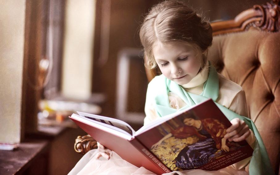 5 книг об искусстве для детей и родителей
