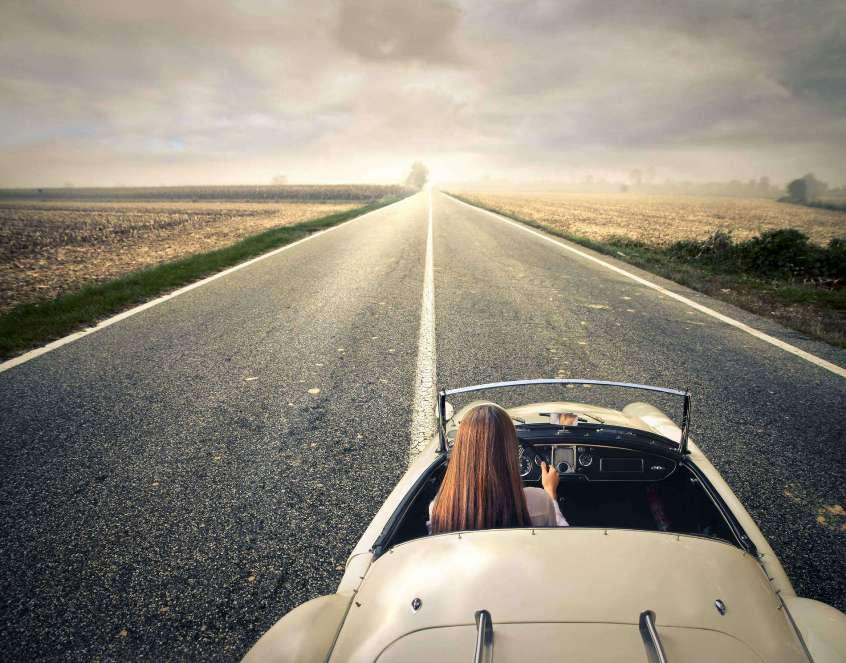 Вот, новый поворот: История о том, как не бояться круто изменить свою жизнь