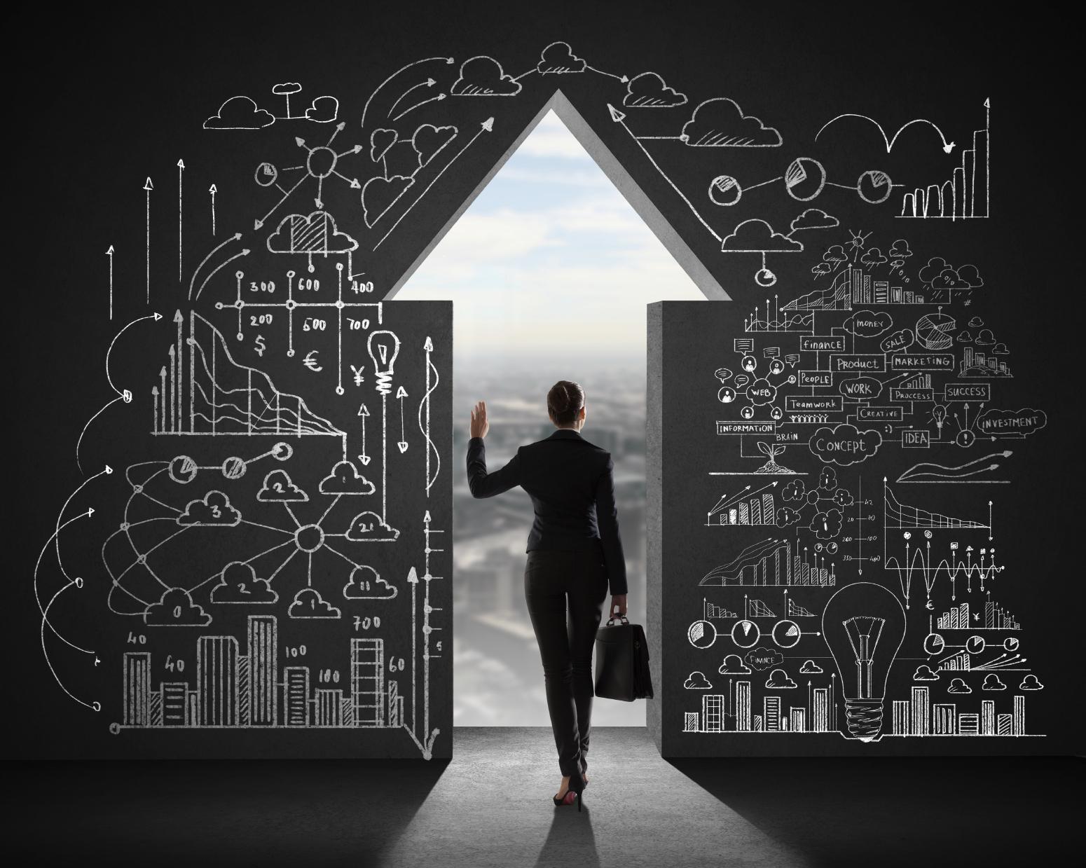 Компании во главе с женщинами получают на треть больше прибыли