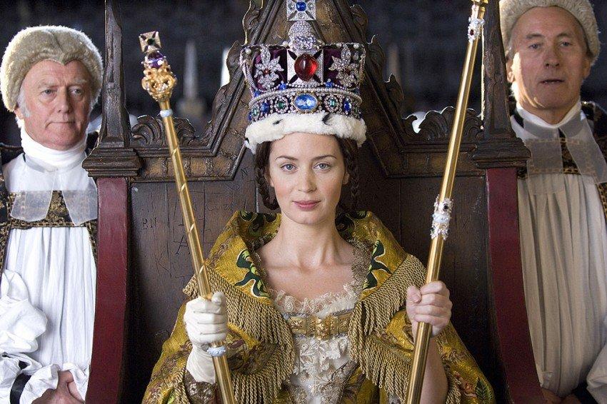 Молодая Виктория. Кадр из фильма