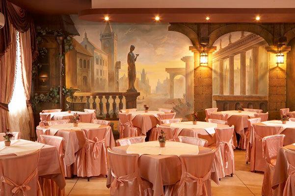 ресторане Фигаро