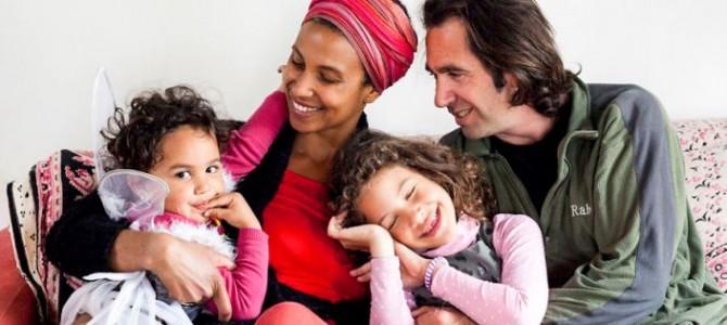 Фотопроект: Семейные портреты со всего мира