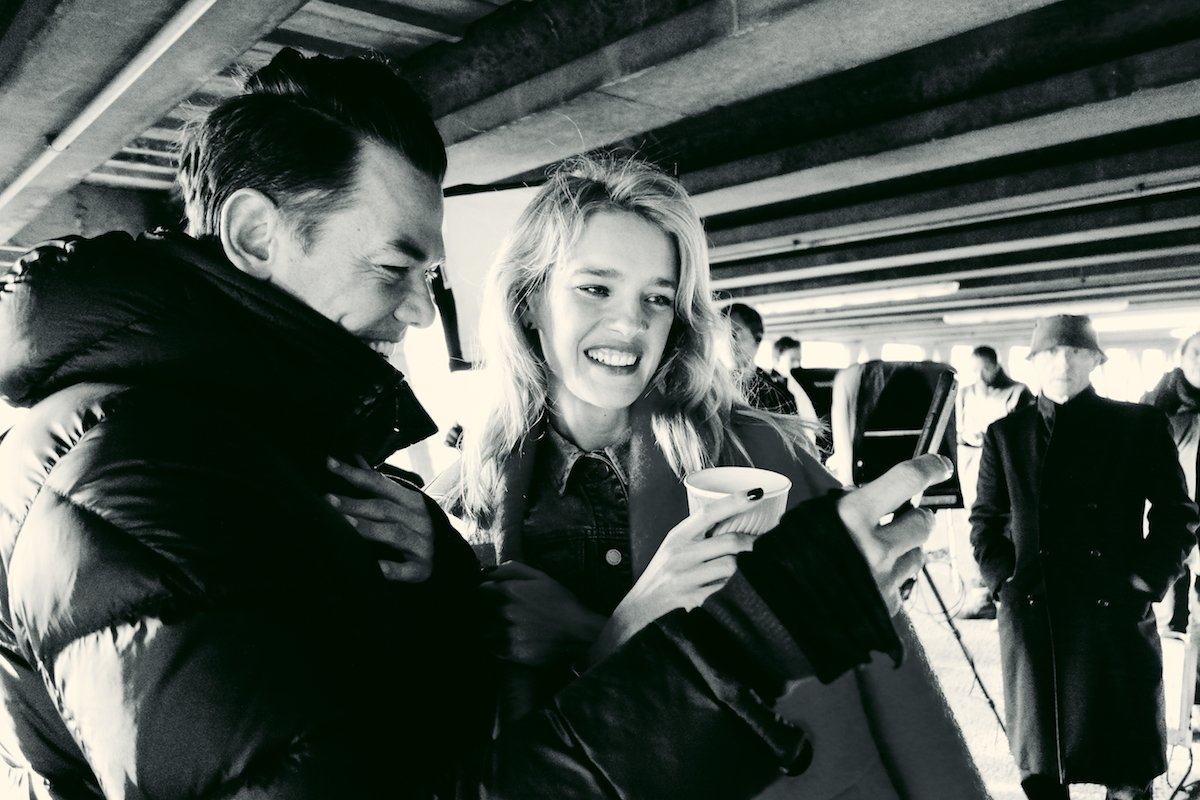 todays-shoot-is-being-done-by-mert-ala-and-marcus-piggott-here-natalia-is-showing-marcus-the-campaign-for-diana-on-elbi