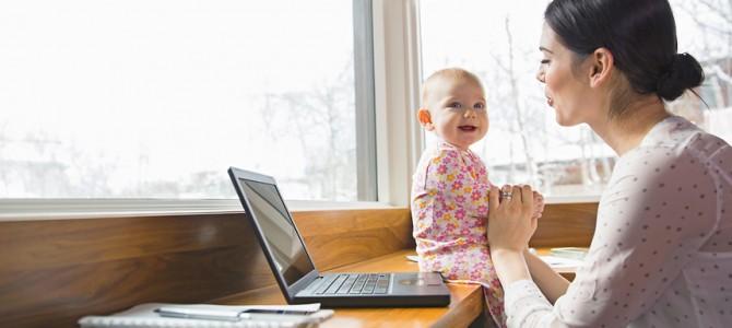 как наладить жизнь с маленьким ребенком