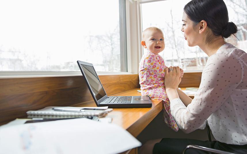 7 принципов, облегчающих материнство
