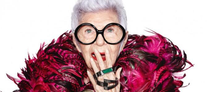 """WoMo-находка: """"Умные"""" браслеты от 94-летней иконы стиля Айрис Апфель"""