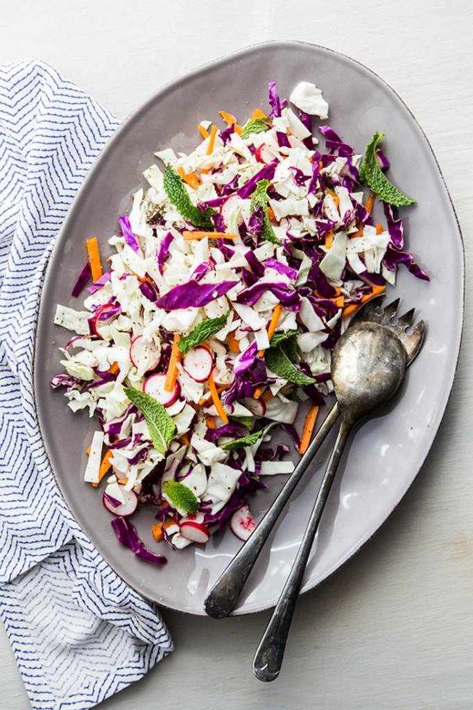 Cabbage-Carrot-Radish-Slaw-Lime-Mint