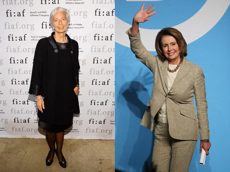 Obama, Democratic Presidential Candidates Attend Women's Leadership Forum Conf.