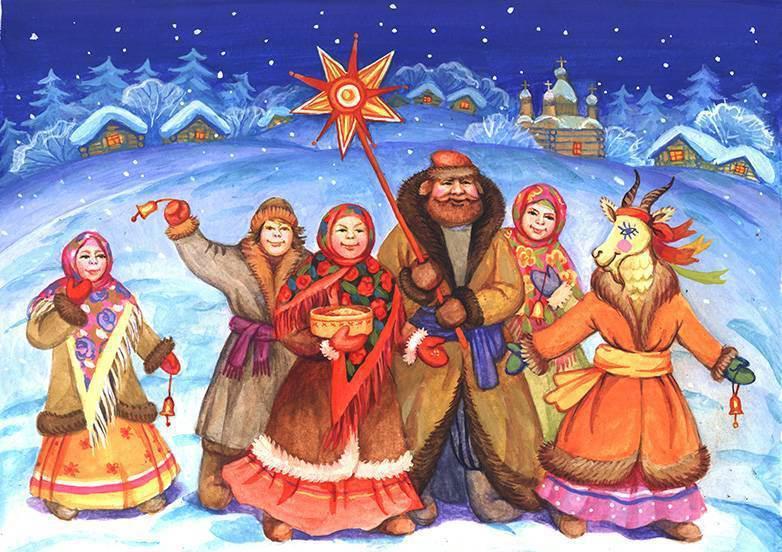 City Guide: Старый новый год в Киеве