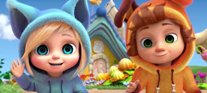 8 развивающих мультфильмов для самых маленьких