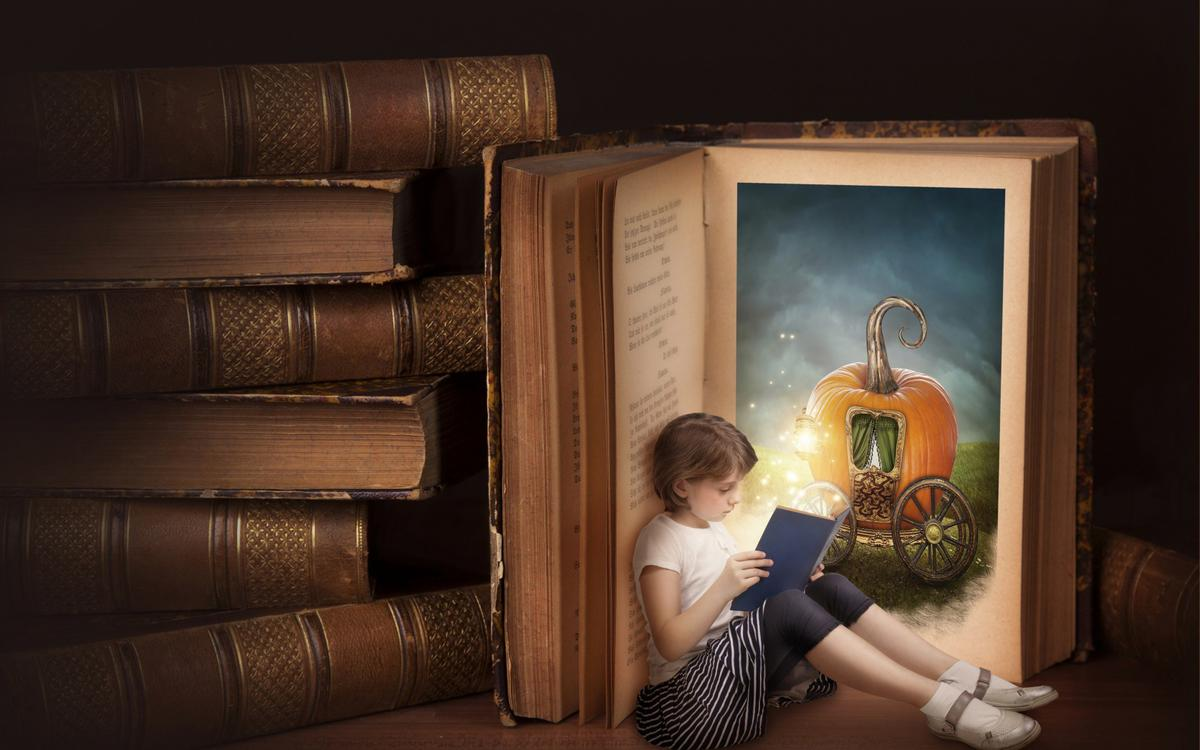 Волшебная сила сказки в жизни ребенка