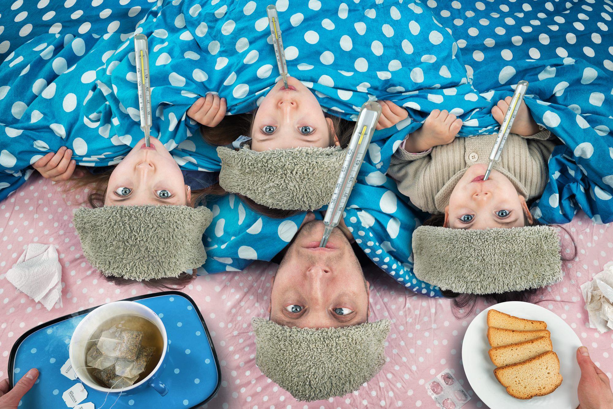 Здравый взгляд доктора Комаровского на эпидемию гриппа