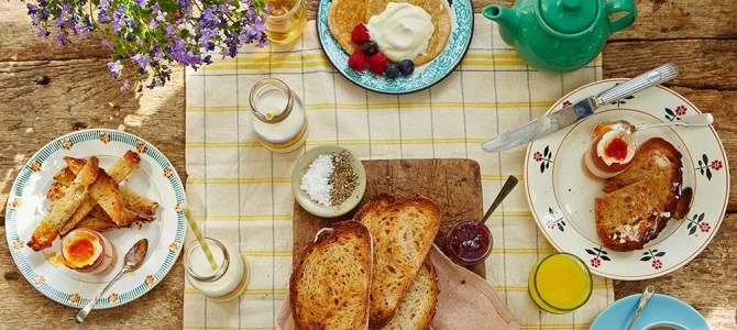 6 идей для здорового завтрака от Джейми Оливера