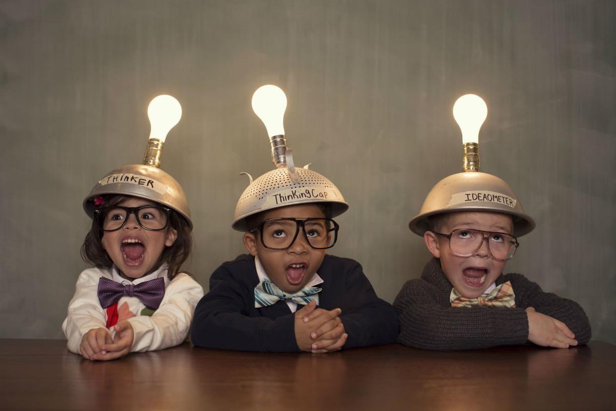 20 принципов, как воспитать ребенка-инноватора