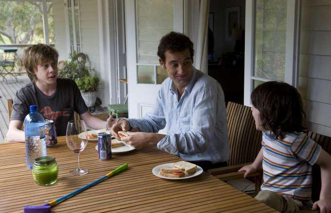 фильмы об отцовстве
