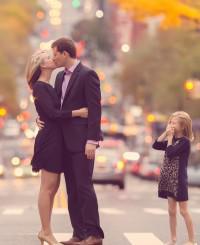 Все семьи разные... и счастье у них тоже разное