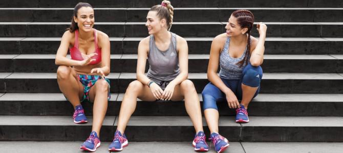 WoMo-находка: Кроссовки PureBOOST X, разработанные специально для женщин