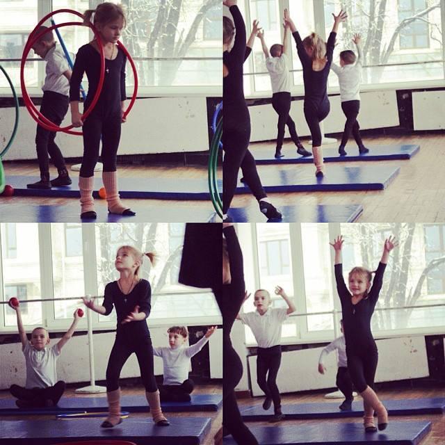 как отдать ребенка в большой спорт
