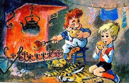 Читает Антон Фридлянд (книжный клуб для детей)