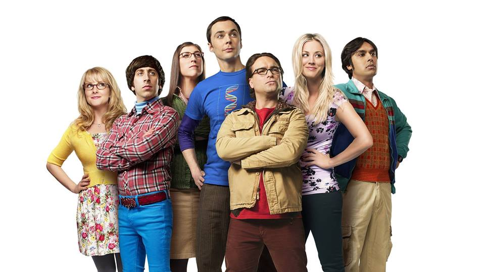 Watch&Learn:  The Big Bang Theory
