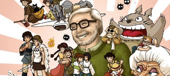Больше, чем аниме: 8 лучших мультипликационных шедевров Хаяо Миядзаки
