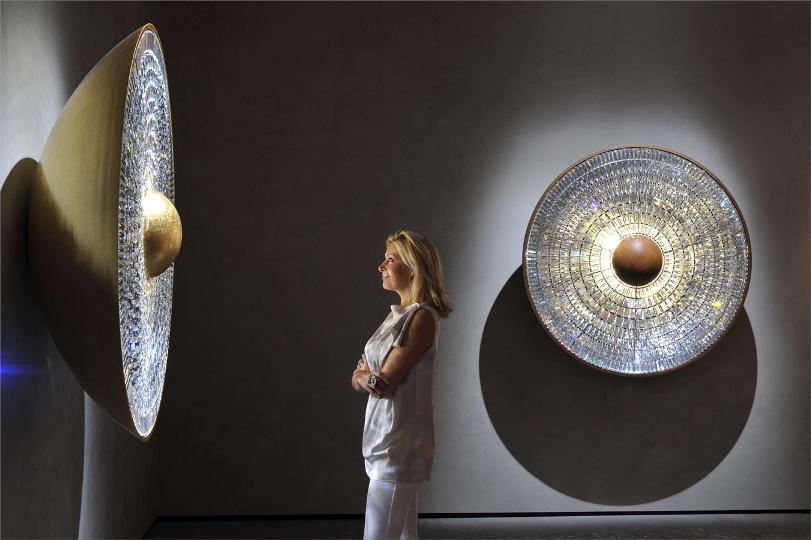 Надя Swarovski и ее магические кристаллы