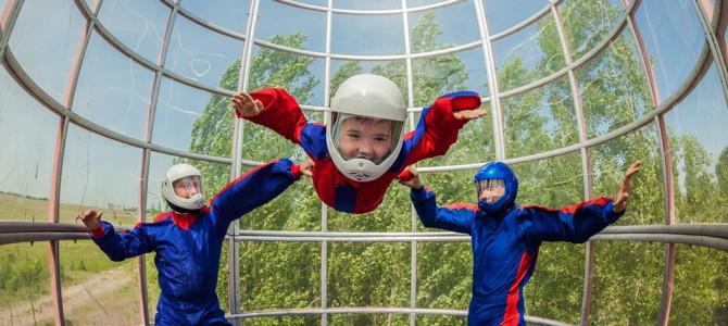 Прыгнуть или взлететь: Экстремальные развлечения в Киеве