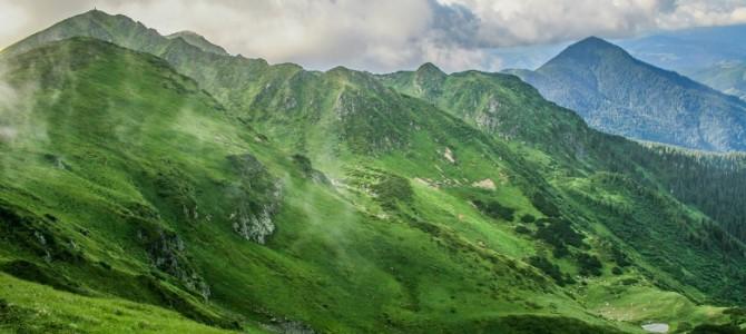 """Мармаросы — уникальный высокогорный массив, который называют """"гуцульскими Альпами"""""""