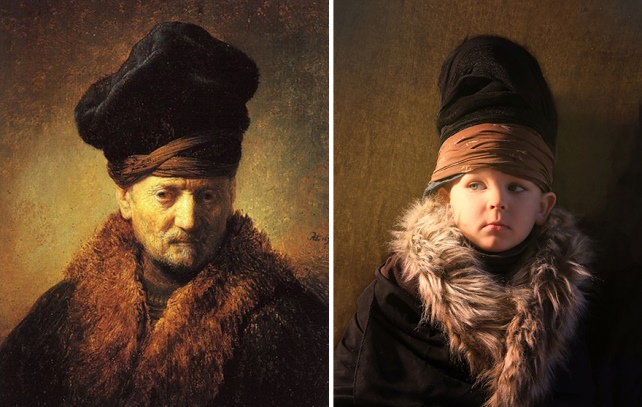 My-kids-and-friends-in-famous-paintings-impersonations16__880