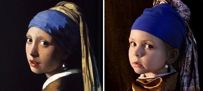 дети рембрандта
