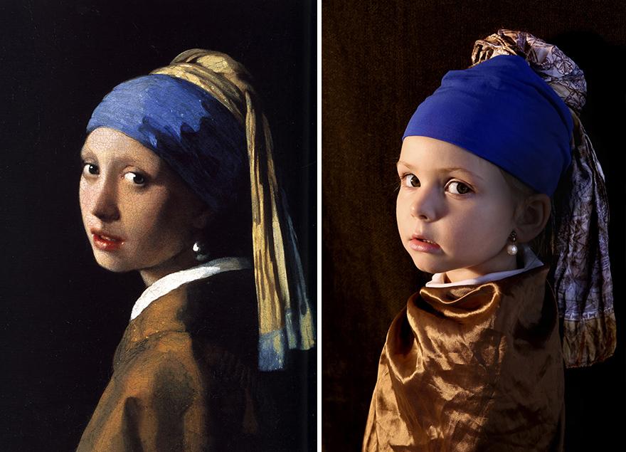 Фотопроект: Дети Рембрандта