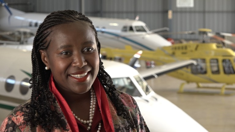 """Я """"не доросла"""" до стюардессы и стала хозяйкой авиакомпании"""