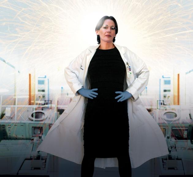 """""""Наука в крови"""": Женщины в украинской науке"""