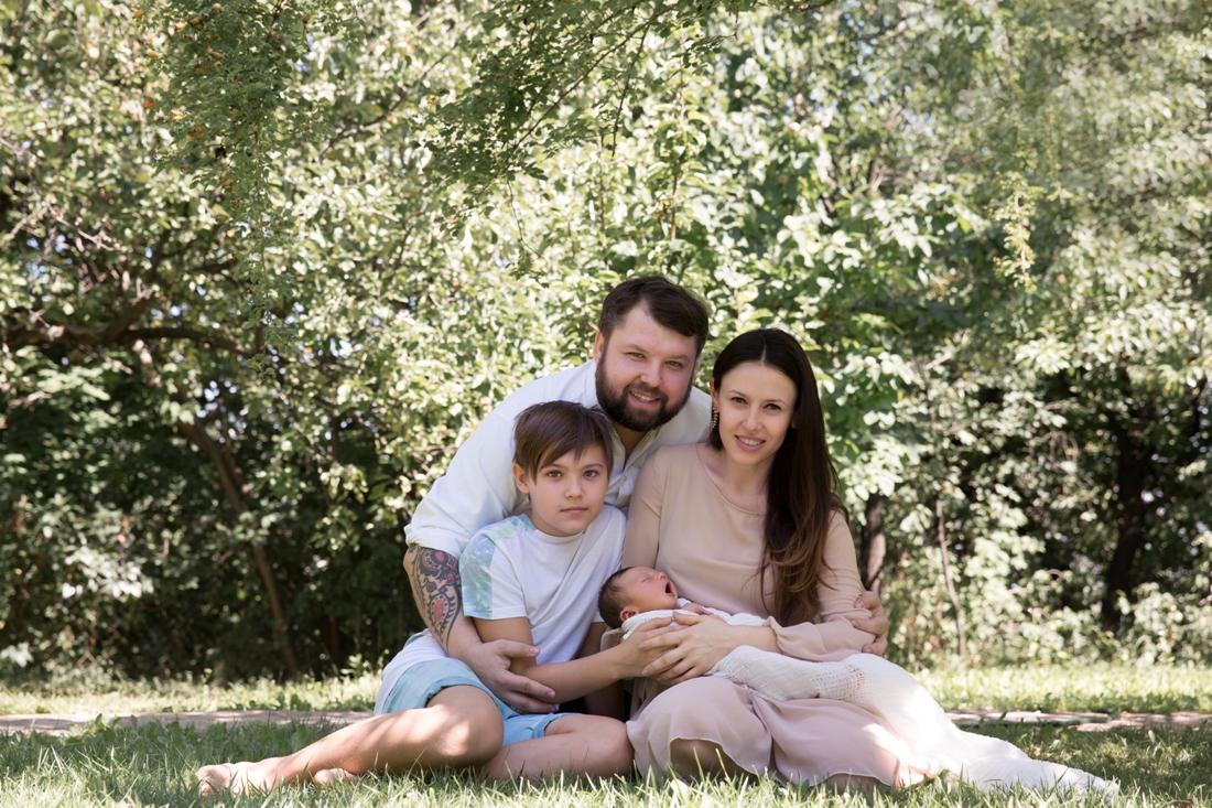 Сергей Махно: «Мои дети – это моя радость, они делают меня сильнее и заставляют по-другому смотреть на мир»