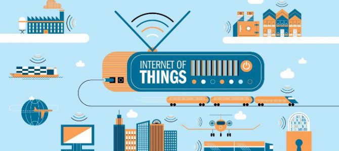 Интернет вещей (Internet of Things или IoT): О выборе профессии, технологиях будущего и концепции интернета вещей