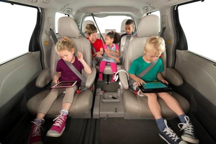 WoMo-находка: Детское автокресло mifold