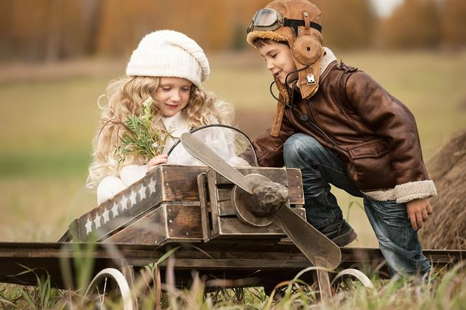 Любви все возрасты: Как поговорить с ребенком о самом важном чувстве