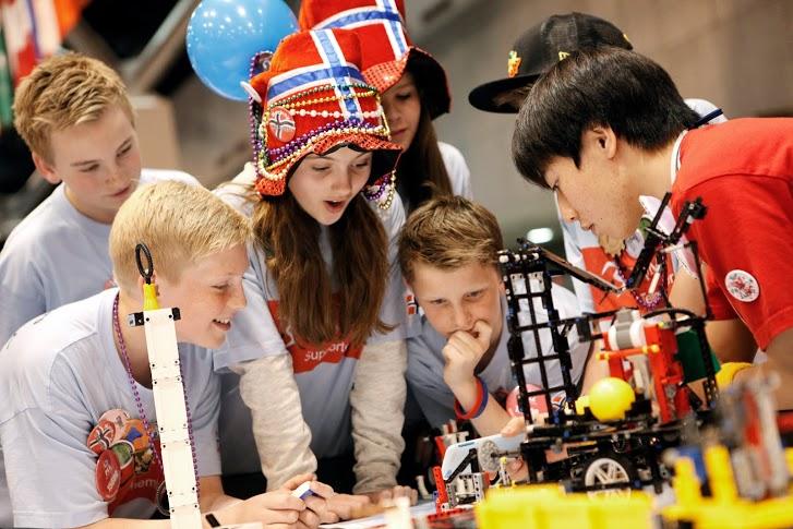 LEGO-вікенд з роботами