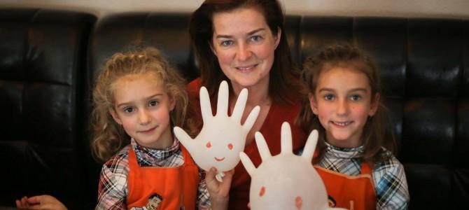 Детская кулинарная школа с Корнелией Шмидмайер на французском языке!